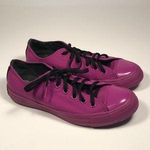 Converse by O P I  Purple Sneakers Women Size 7